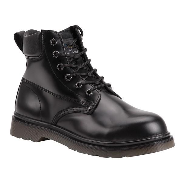 Air Cushion Boot  39/6 SB Black 39 R
