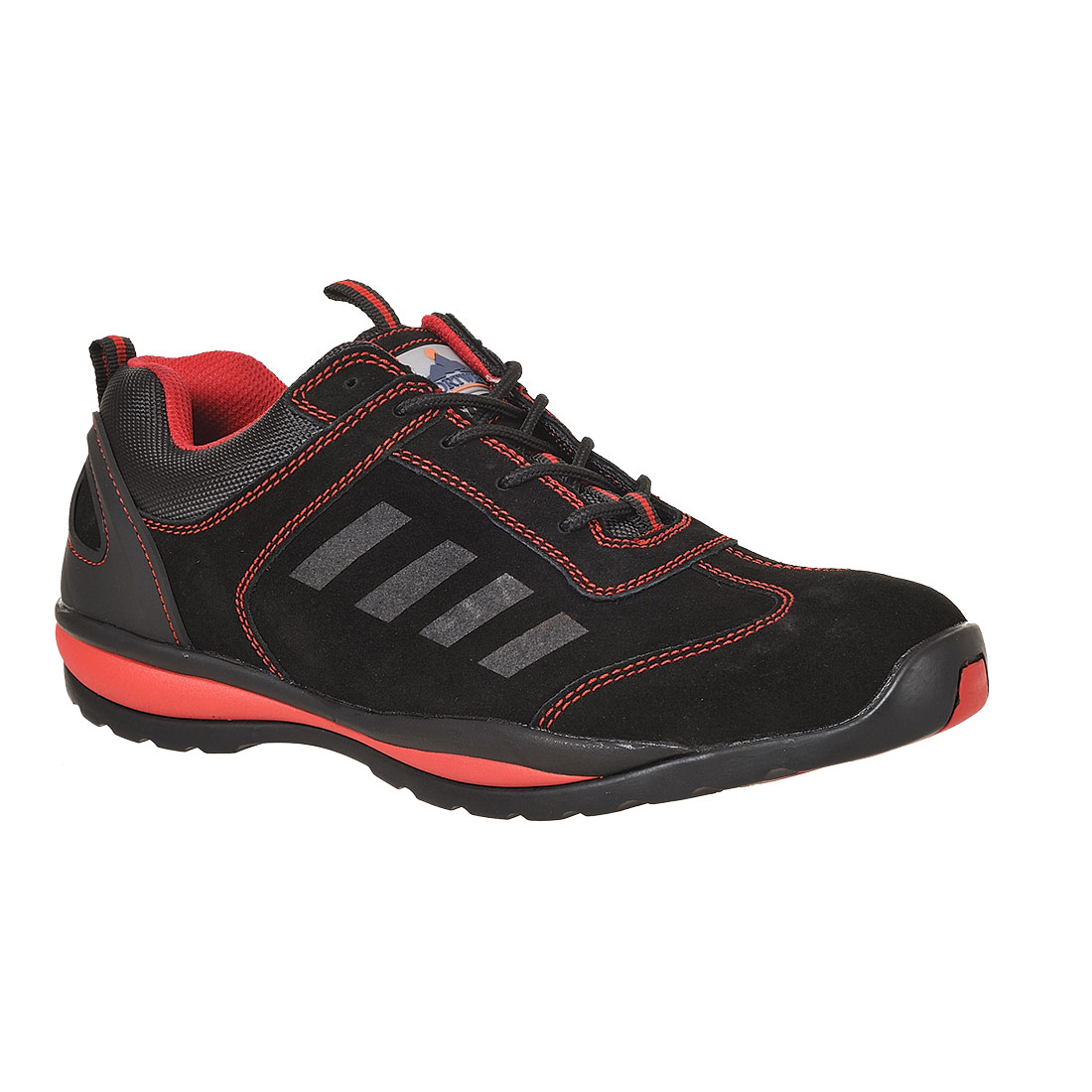 Lusum Safety Trainer  48/13 Red 48