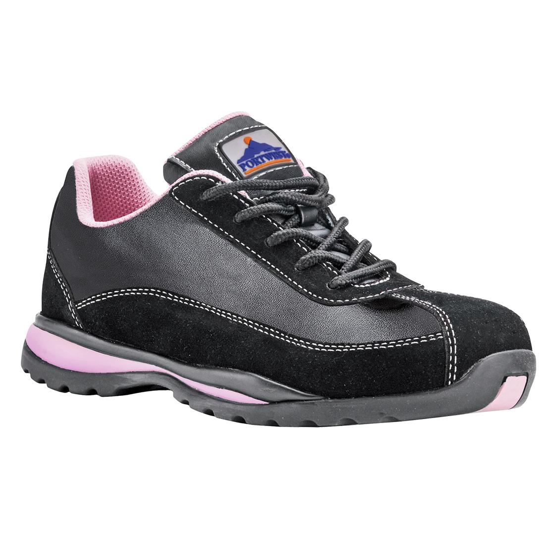 Ladies Trainer 43/9 S1P Black/Pink 43