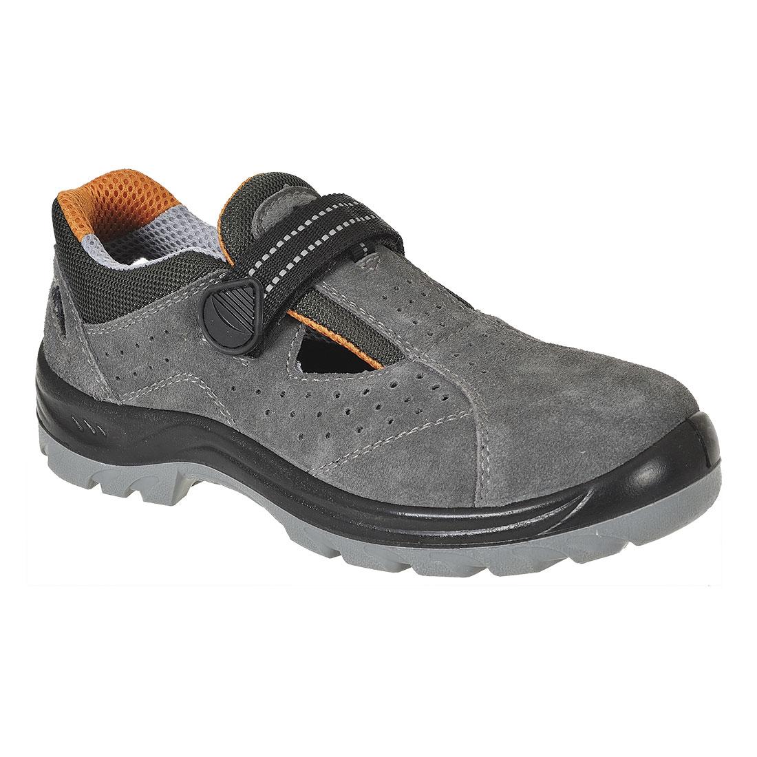 Steelite Obra Sandal 36/3 Grey 36