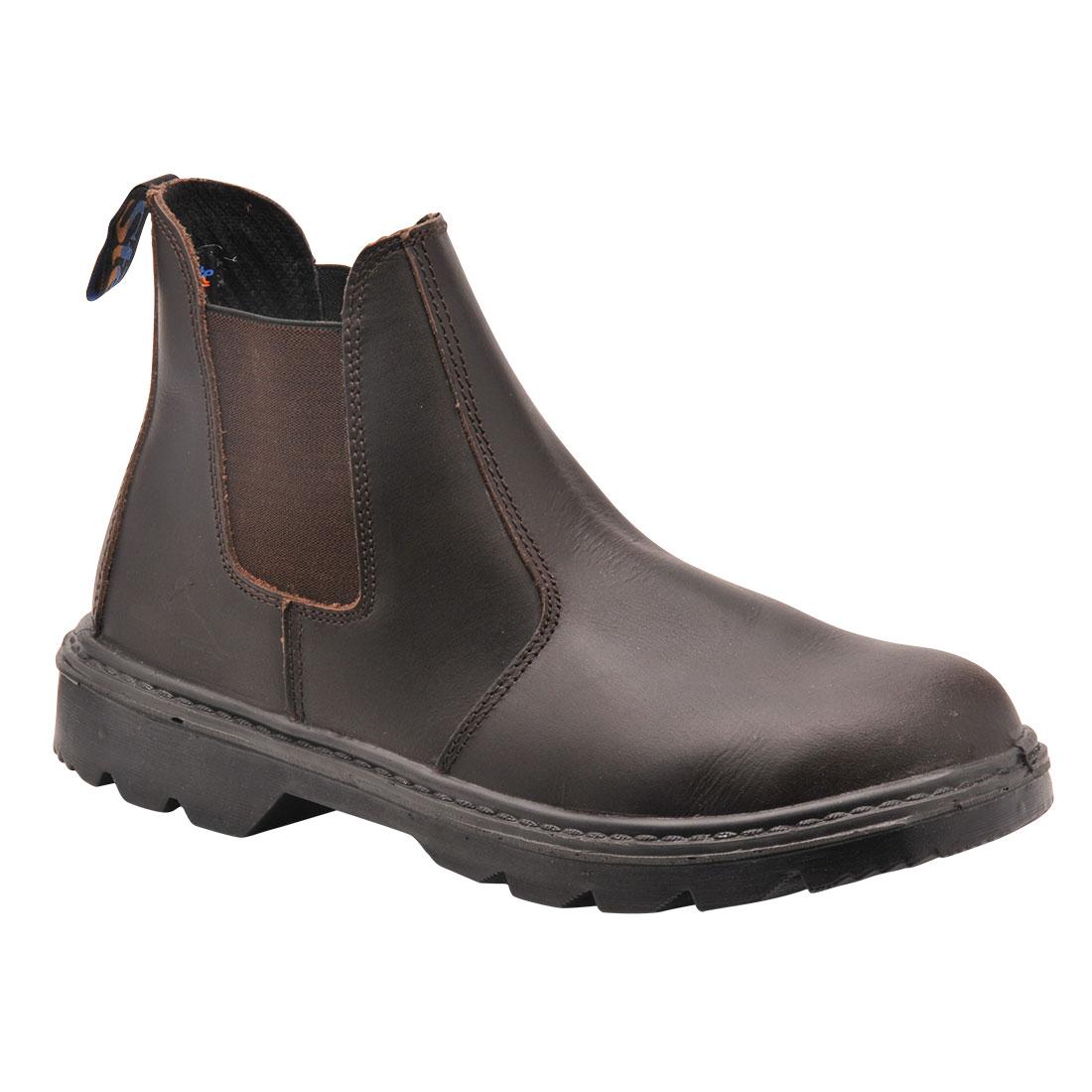 Steelite Dealer Boot 39/6 S1P Brown 39