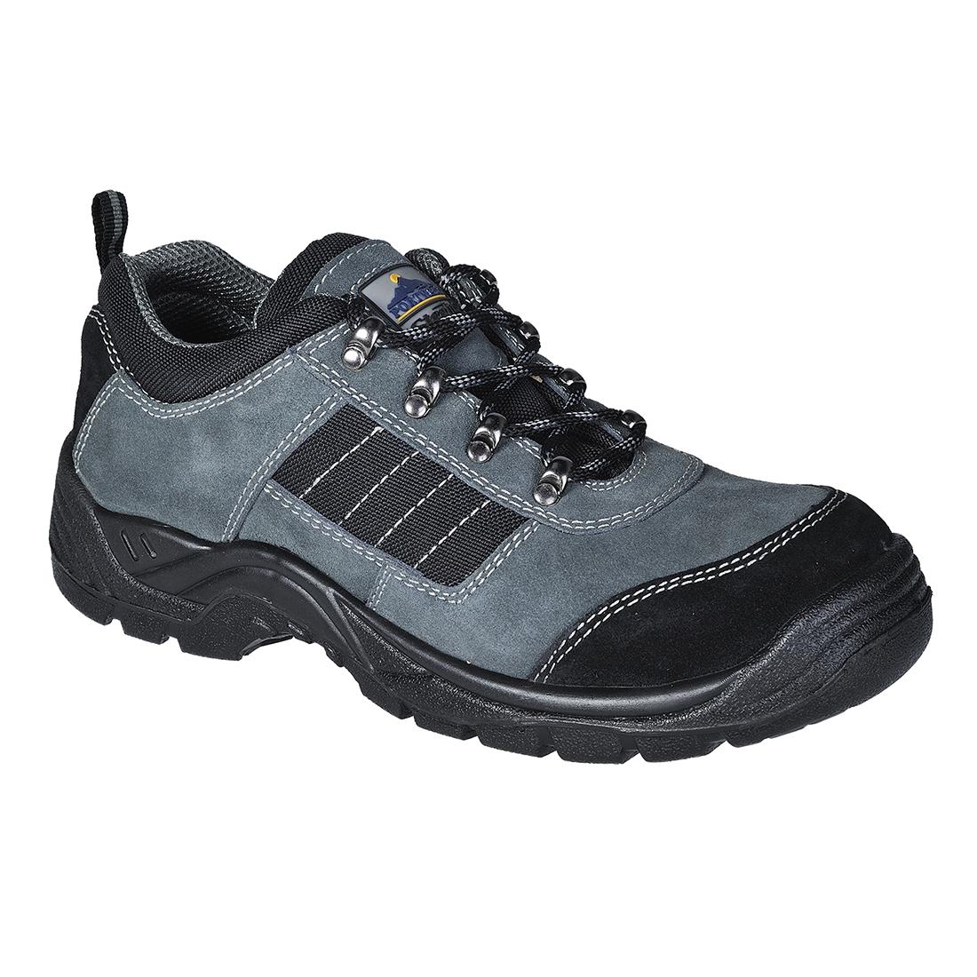 S1P Trekker Shoe  43/9 Black 43