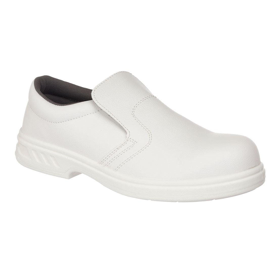 Slip-On Safety Shoe  S2 White 37