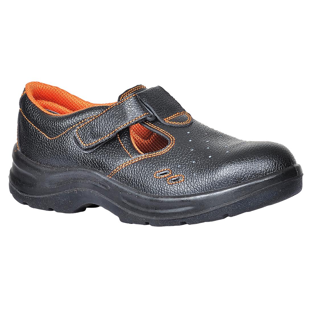 Ultra Safety Sandal  S1P 46/11 Black 46