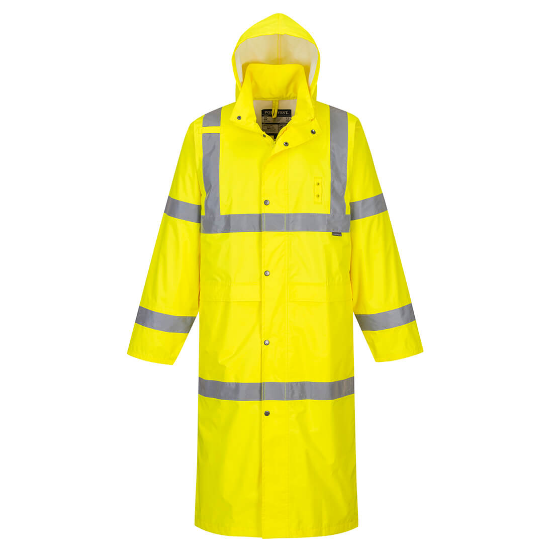 Hi-Vis Coat 122cm Yellow XLR