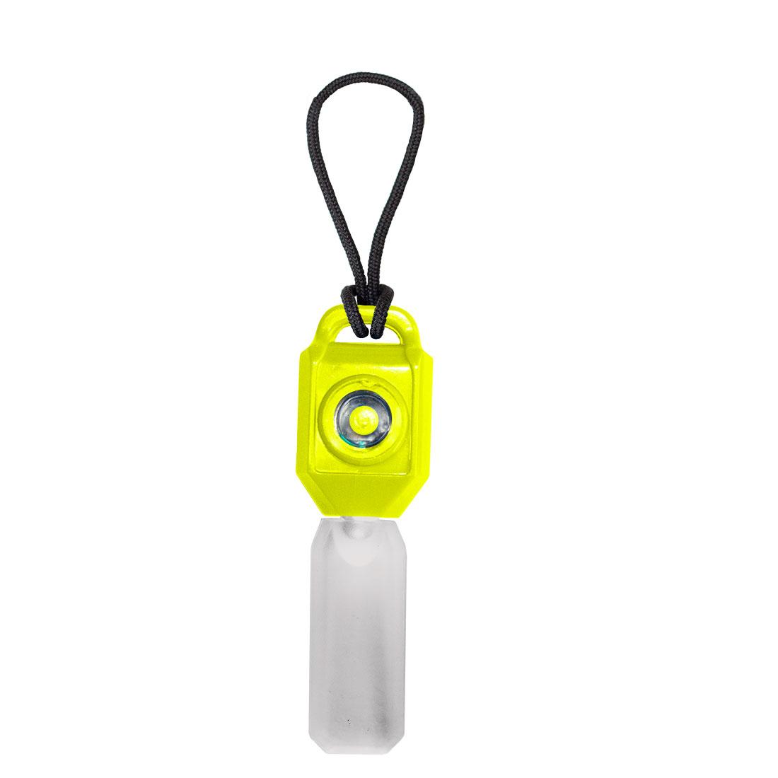 LED Zip Puller  (Pk 2) Yellow