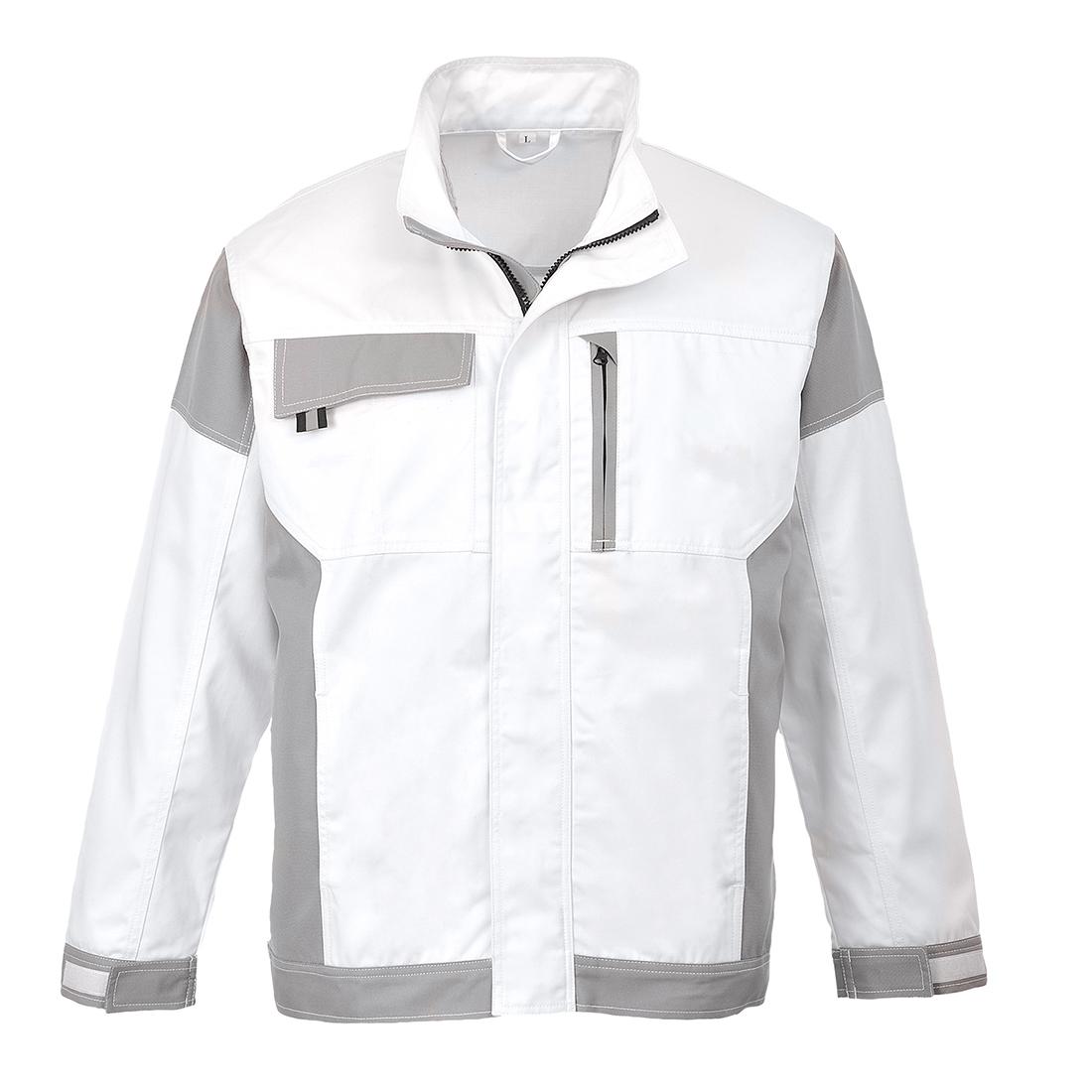 Painters Pro Jacket White MR