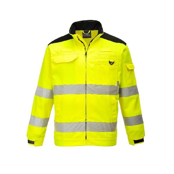 Xenon Hi-Vis Jacket Yellow XXXLR