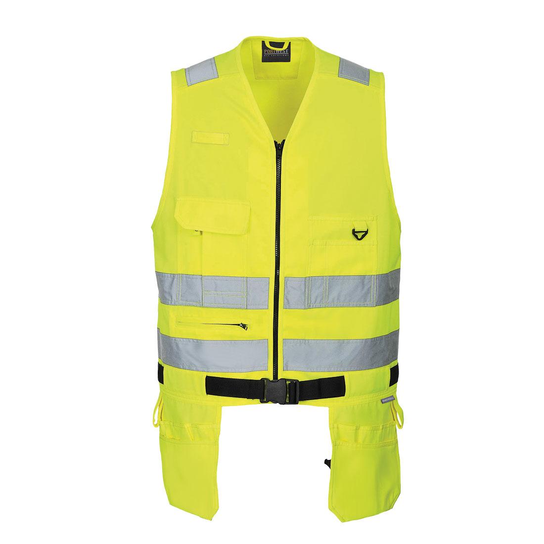 Xenon Tool Vest Yellow MR