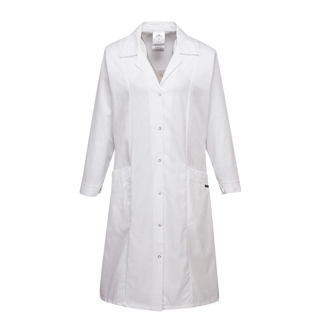 Princess Line Coat White SR
