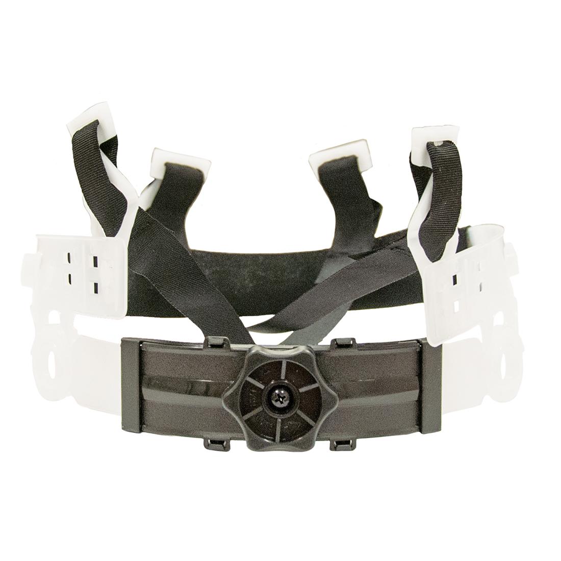Twist Ratchet Helmet Harness Clear  R