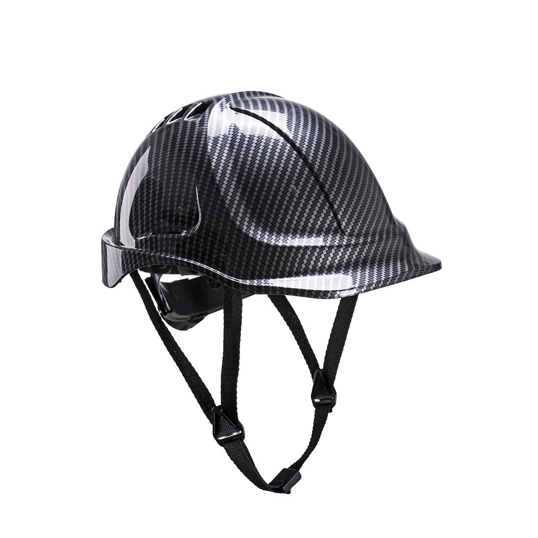 Carbon Look Helmet Grey