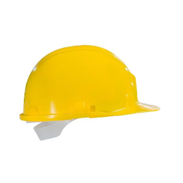 Workbase Safety Helmet Yellow