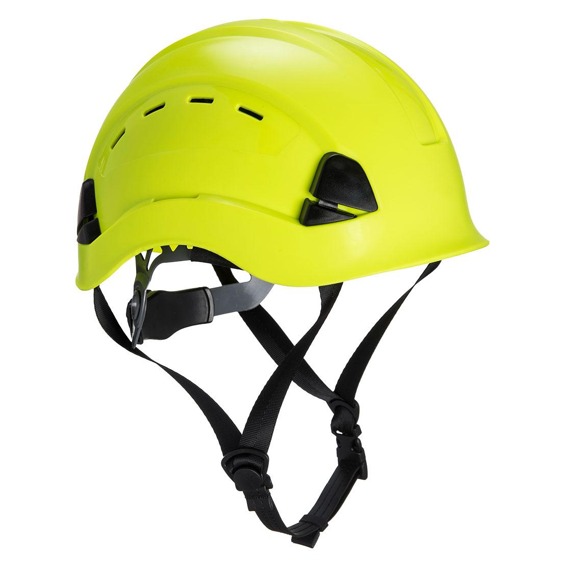 Endurance Mountaineer Helmet Yellow
