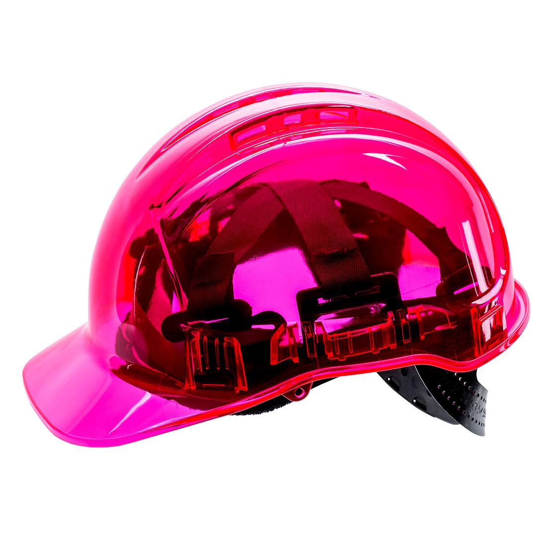 Peak View Helmet Pink