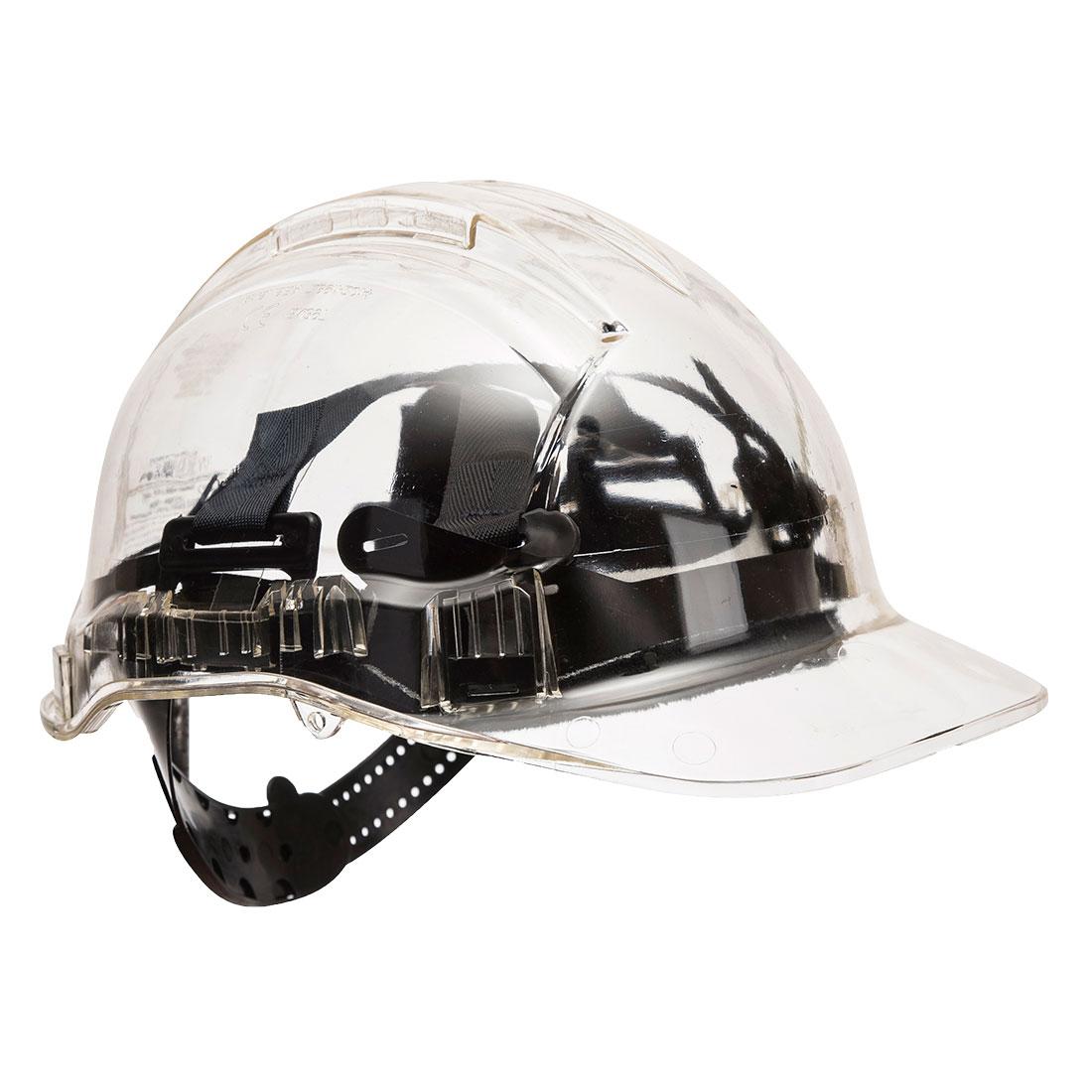 Peak View Plus Helmet Clear