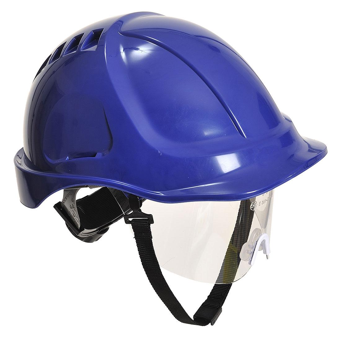 Endurance Plus Helmet (MM) Royal Blue