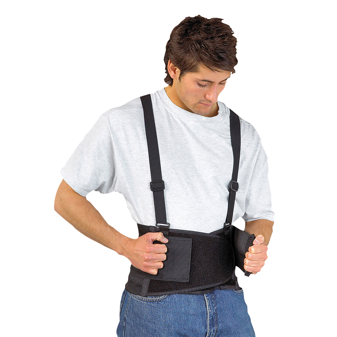 Support Belt Black XLR