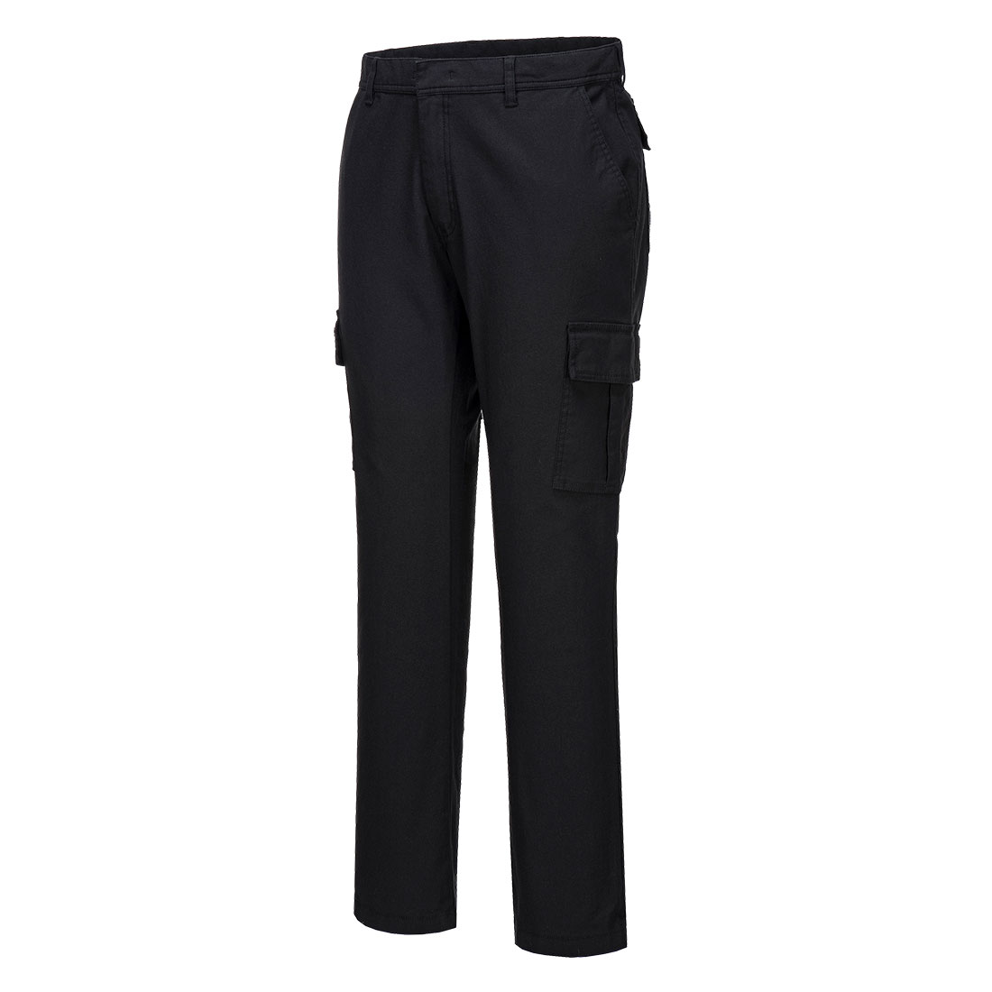 Stretch Combat Trousers Black 44R