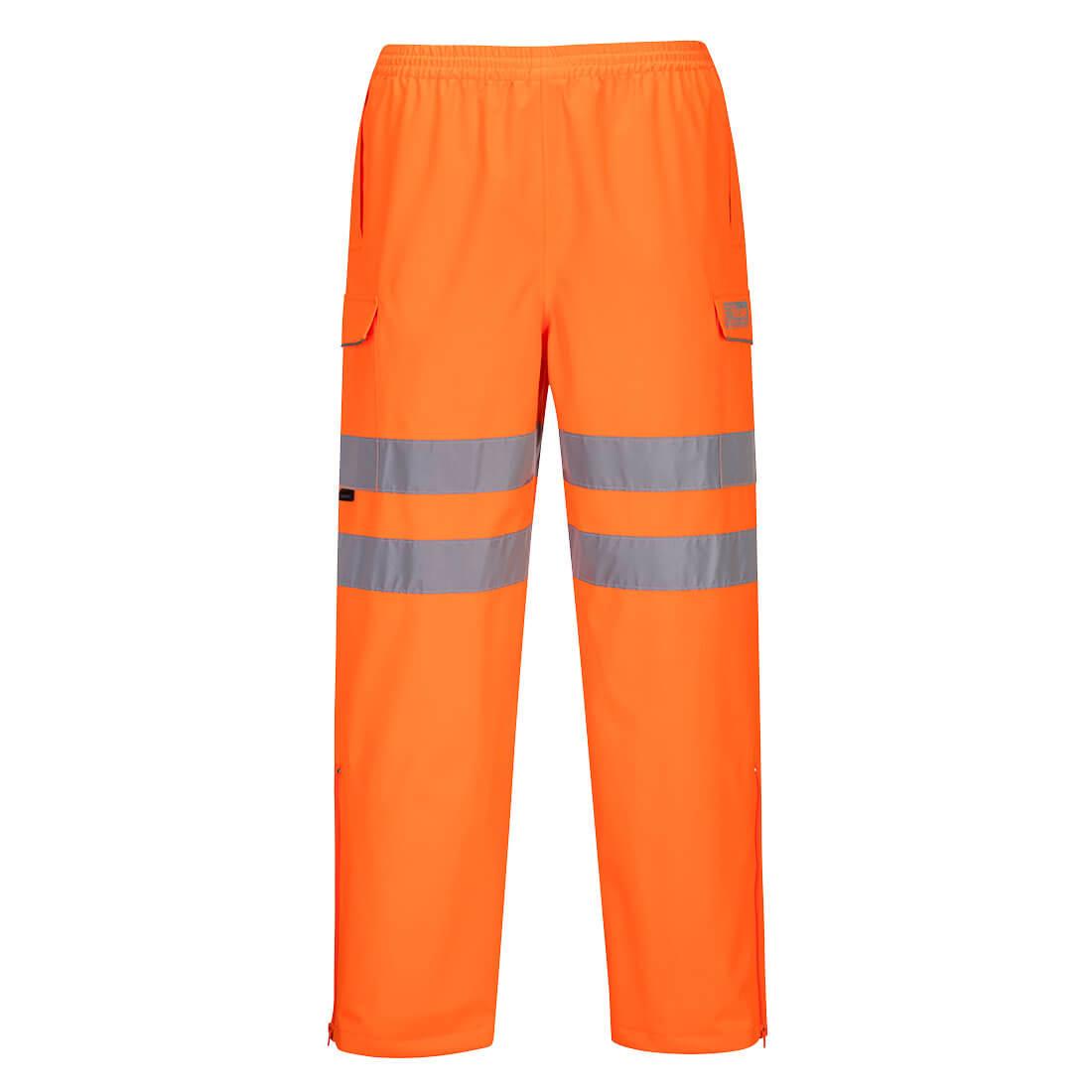 Hi-Vis Extreme Trousers Orange LR