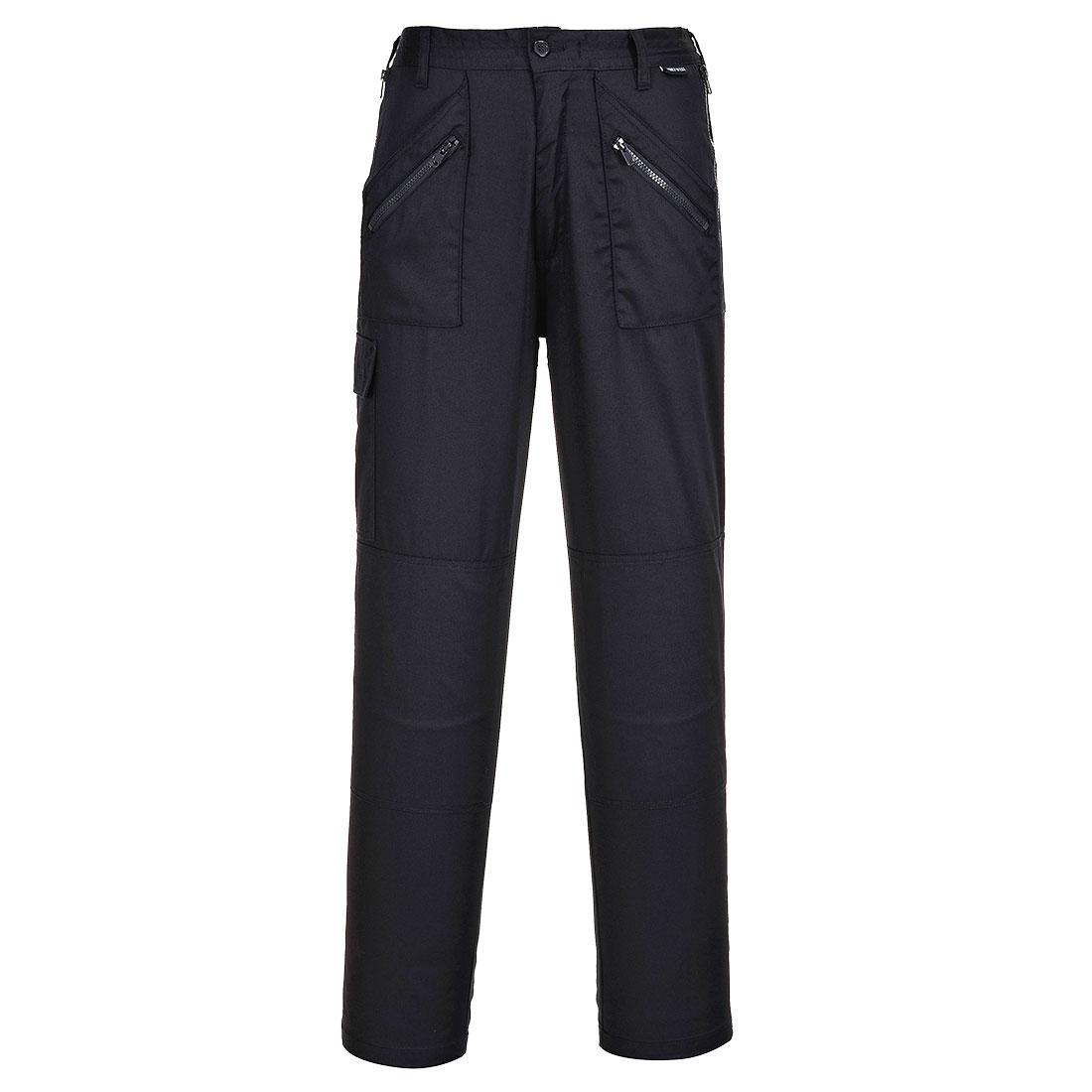 Ladies Action Trousers Black LR