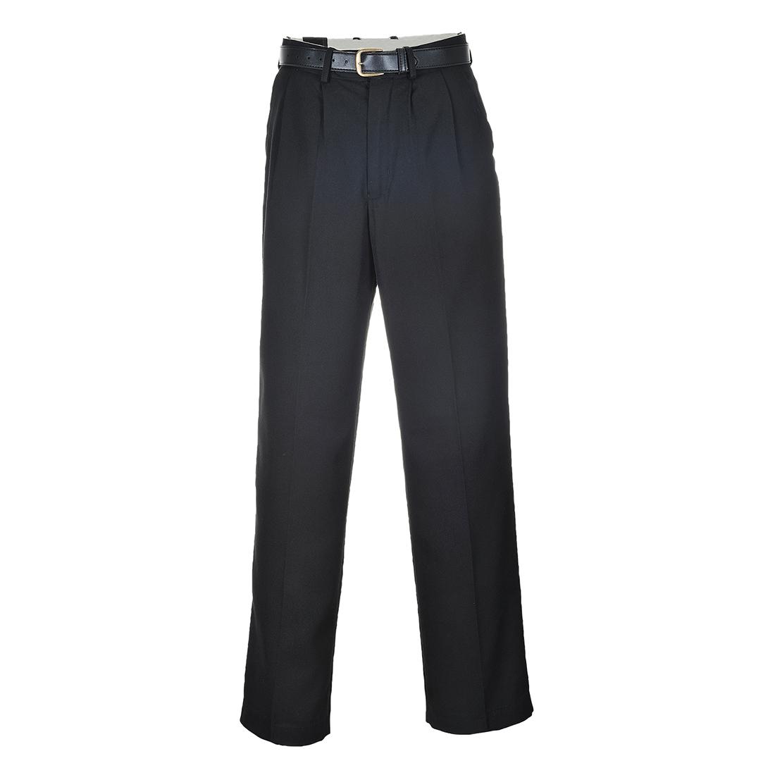 London Trousers Black 44R