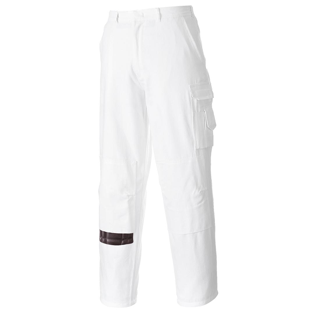 Painters Trousers White XXXLR