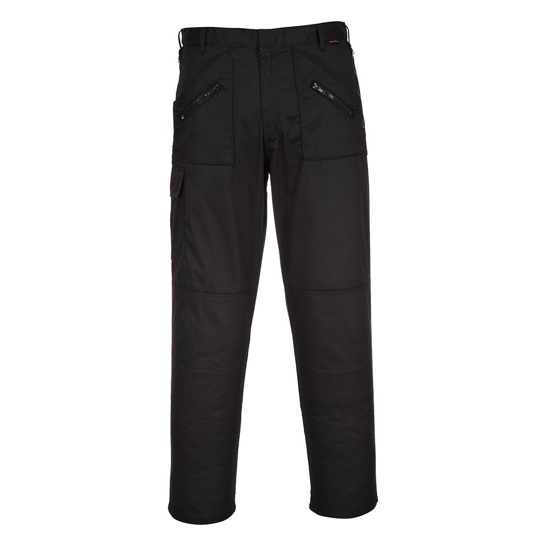 Action Trousers Black 40T