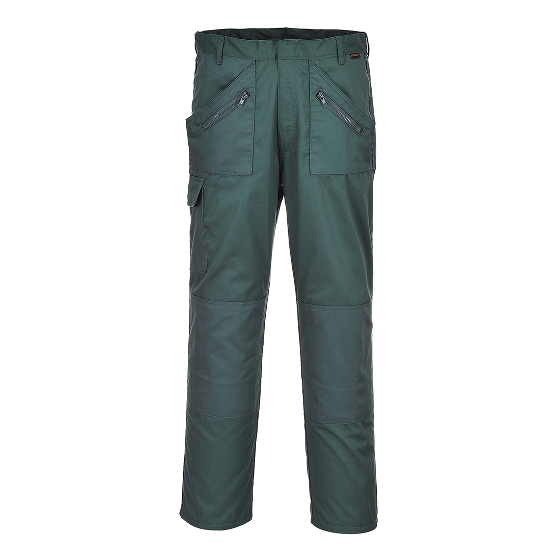 Action Trousers Spruce Green 40R