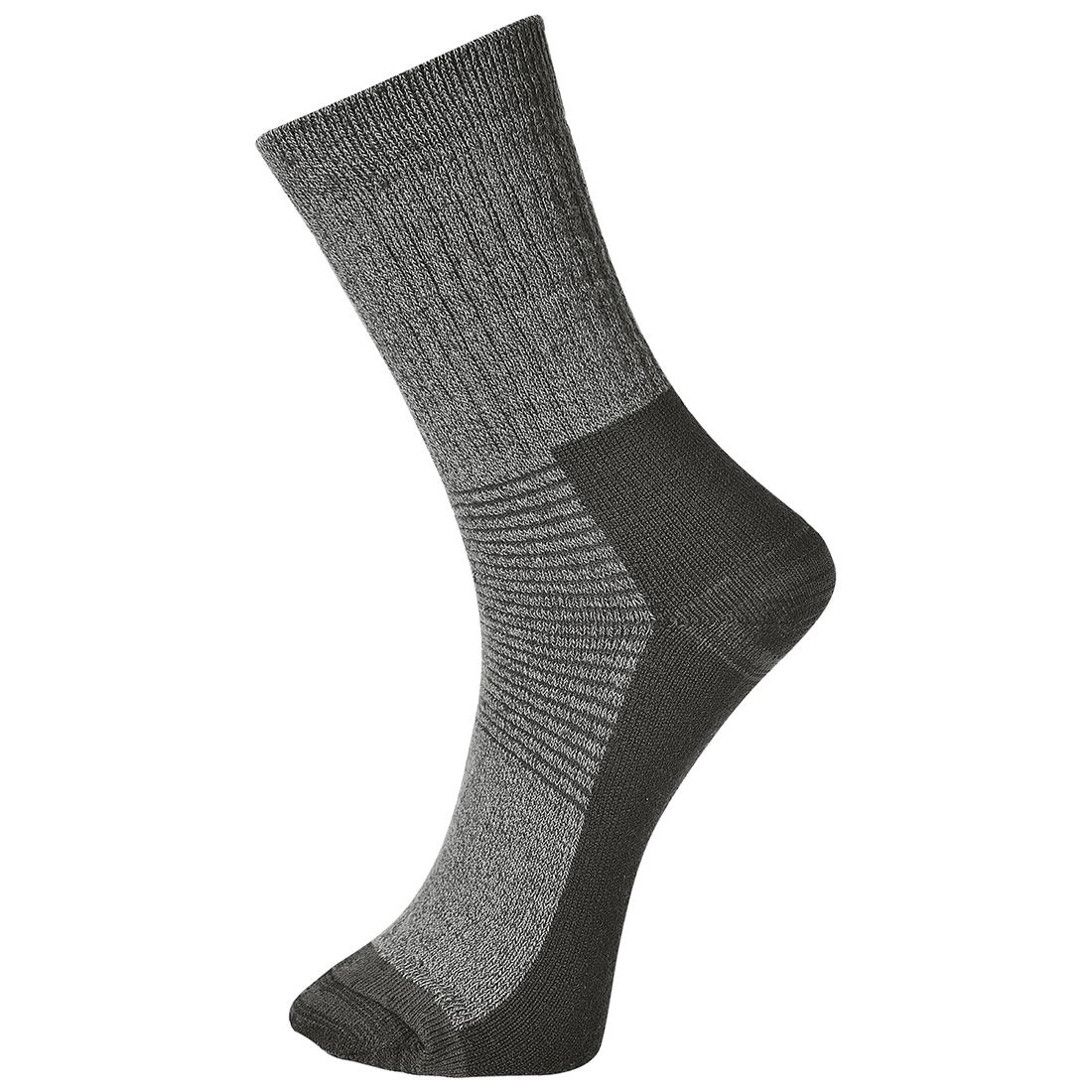 Thermal Sock Grey 44-48R