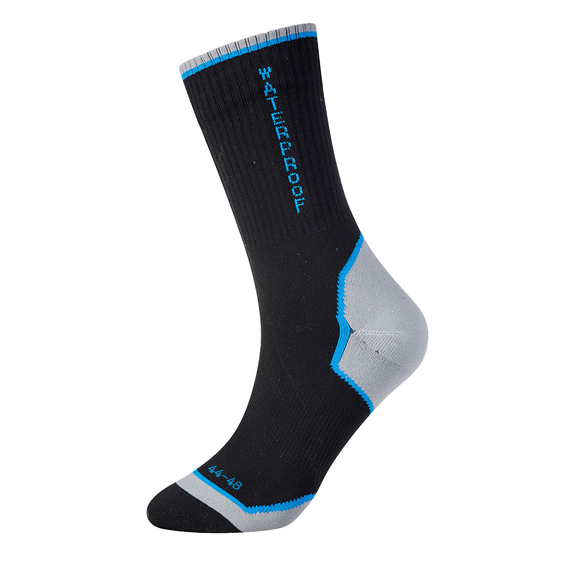 Performance Waterproof Sock Black 44-48R