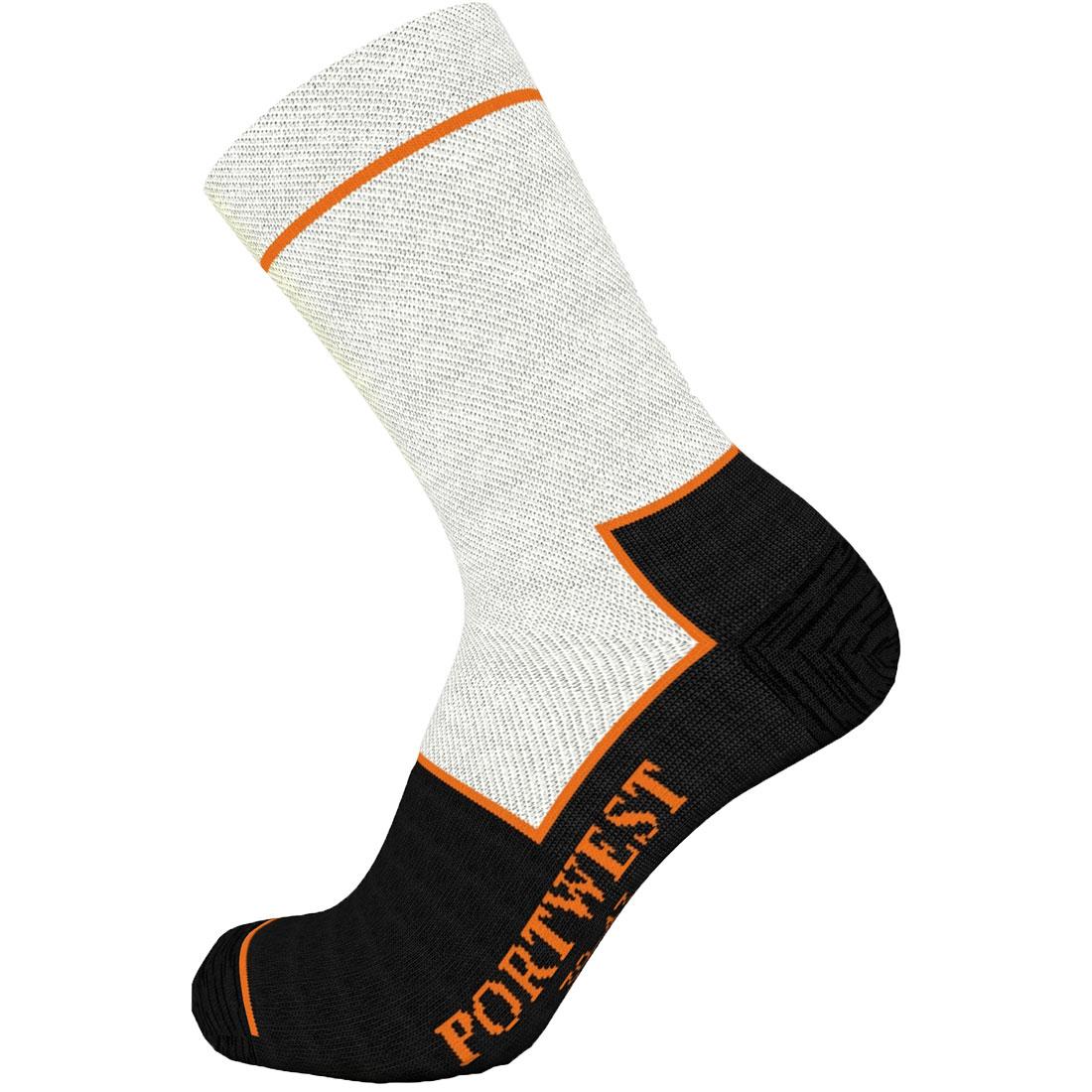 Cut Resistant Sock Black 44-48R