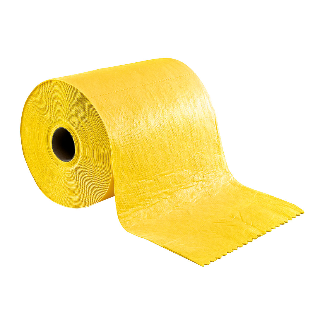Spill Chemical Roll  (Pk2) Yellow