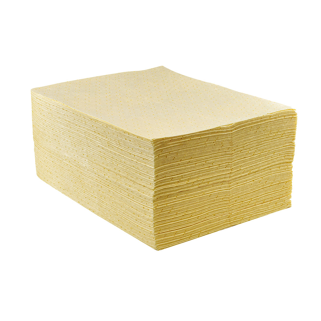 Spill Chemical Pad  (Pk200) Yellow