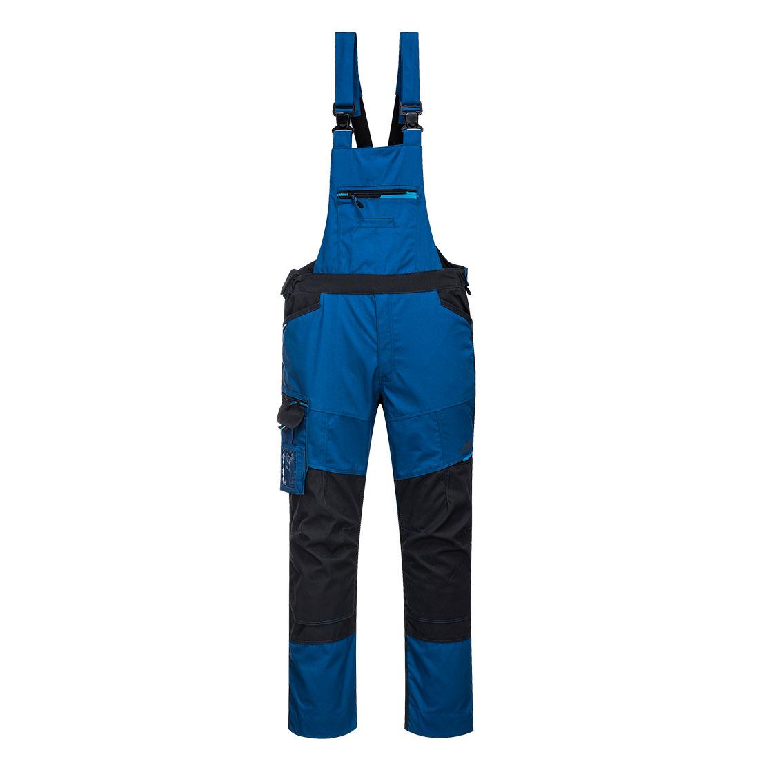 WX3 Bib & Brace Persian Blue XXLR