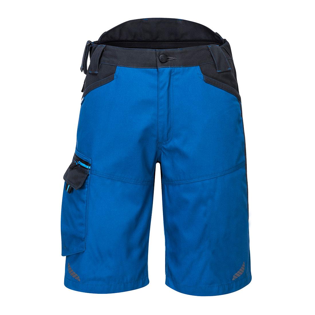 WX3 Service Shorts Persian Blue 38R