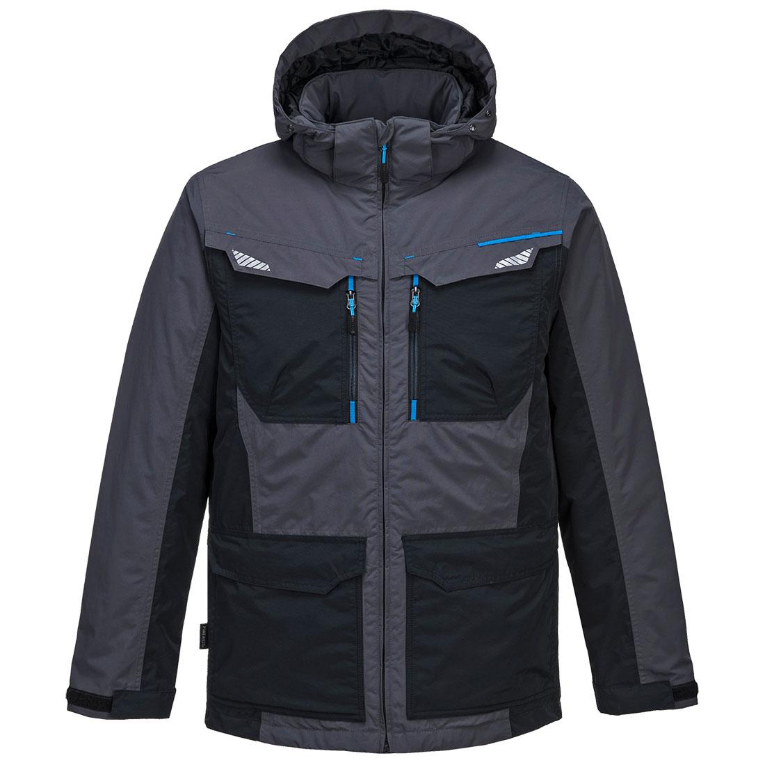 WX3 Winter Jacket Grey XXLR
