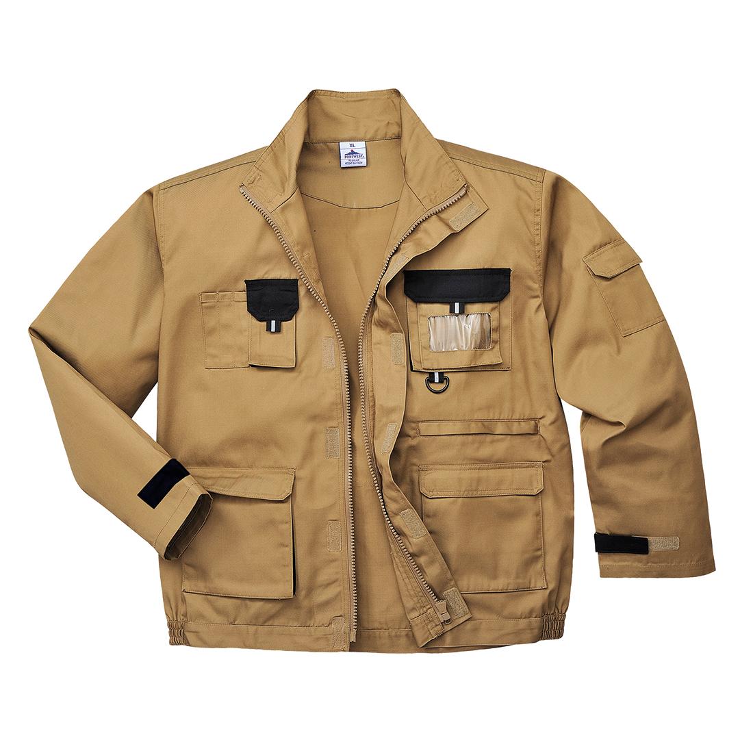Contrast Jacket Epic Khaki XXLR
