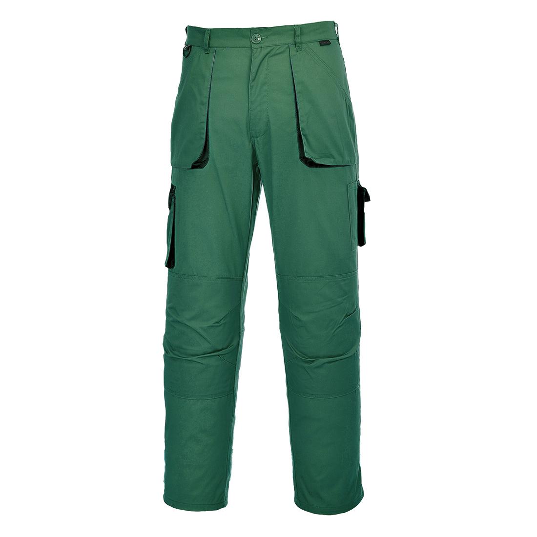 Texo Contrast Trousers Bottle Green XLR
