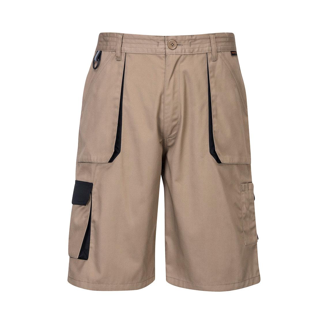Contrast Shorts Epic Khaki MR