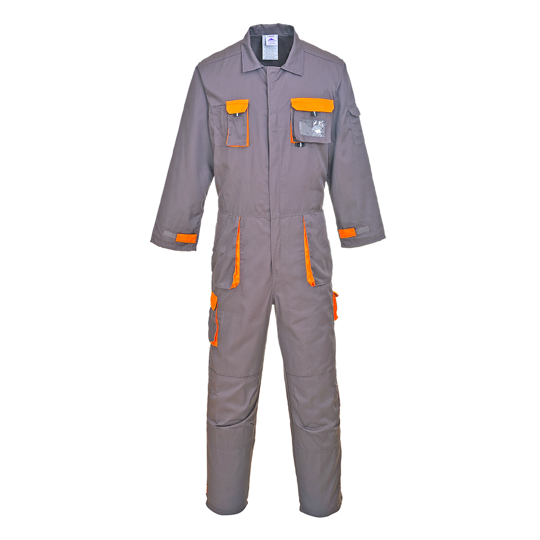 Contrast Coverall Grey XXLR