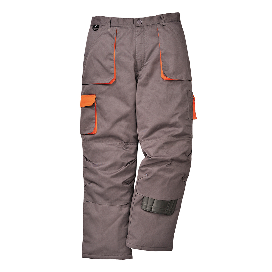 Contrast Trousers Lined Grey XXLR
