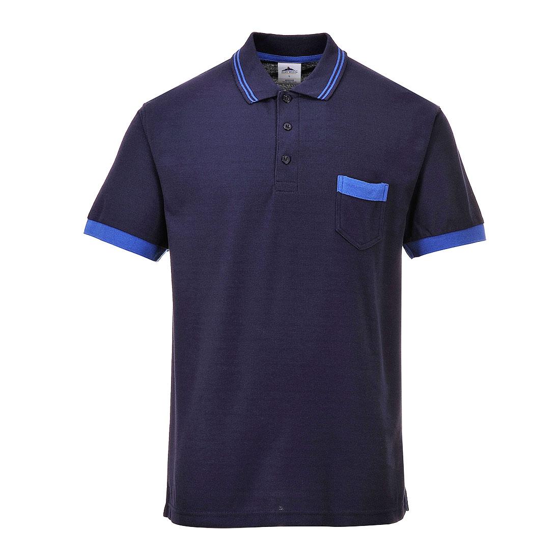 Polo Shirt Navy XSR