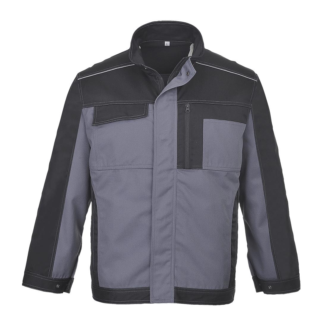 Hamburg Jacket Graphite XXLR